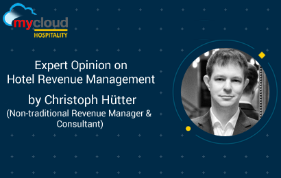 Expert Opinion by Christoph Hütter on Hotel Revenue Management