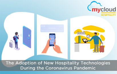 The Adoption of New Hospitality Technologies During the Coronavirus Pandemic